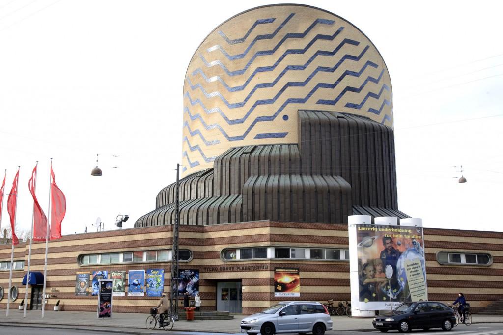 fryde piger Planetarium København