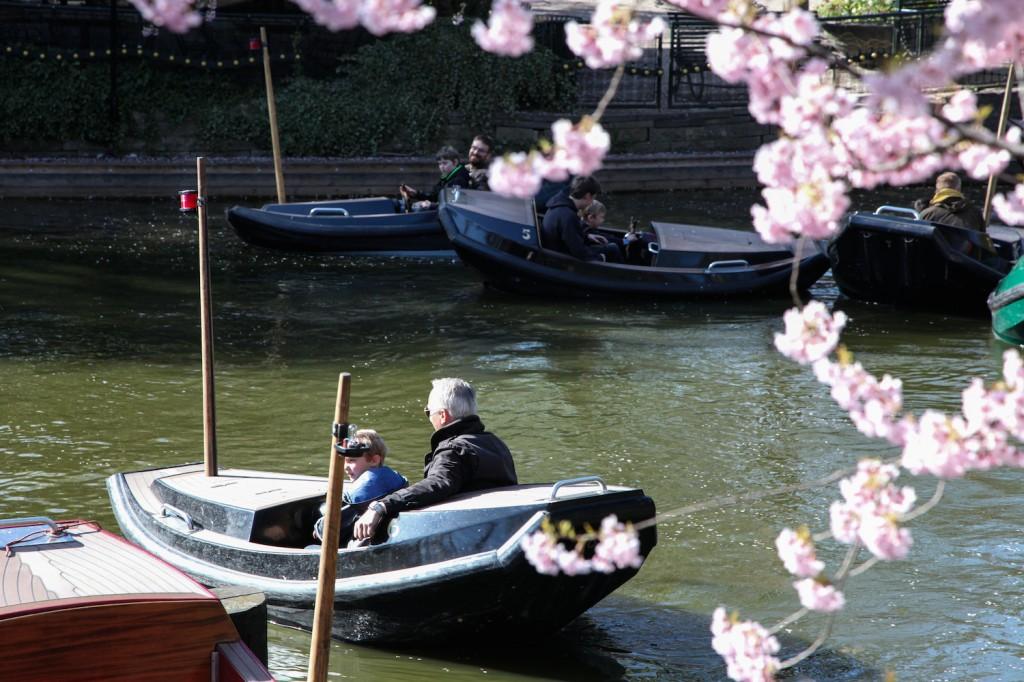 Hva med en liten båttur med Dragebåtene?