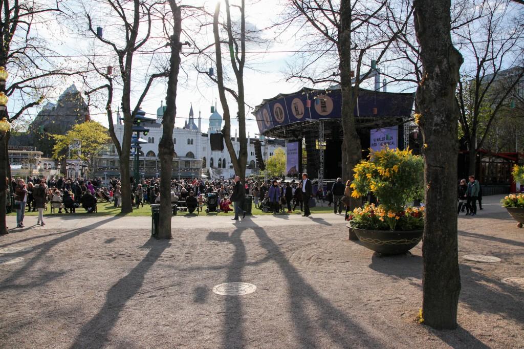 Og alle var enige om at det hadde vært en fantastisk dag. Tivoli er åpen hver eneste dag frem til 21.9.2014. Hva med å ta en tur i sommer?