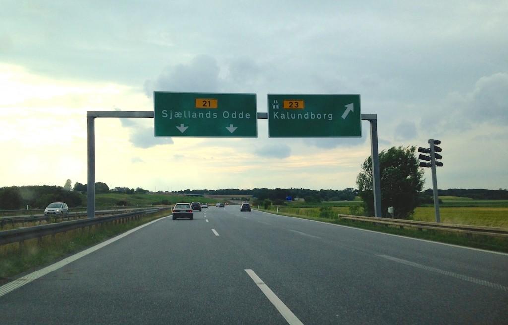 Når mat og drikke er i boks tar gode og brede veier deg raskt ut av storbyen og til den danske landsbygda.