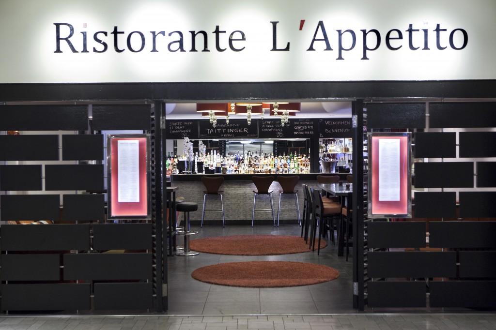 I hotellet finner du den italienske restauranten L'Appetito, her får du supergod lasagne og ikke minst fantastisk italiensk pizza.