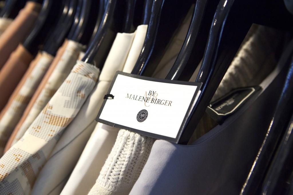 De selger blant annet By Malene Birger til damer -  så mye fint altså!