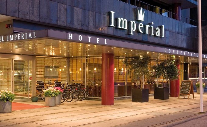 Imperial Hotell :)