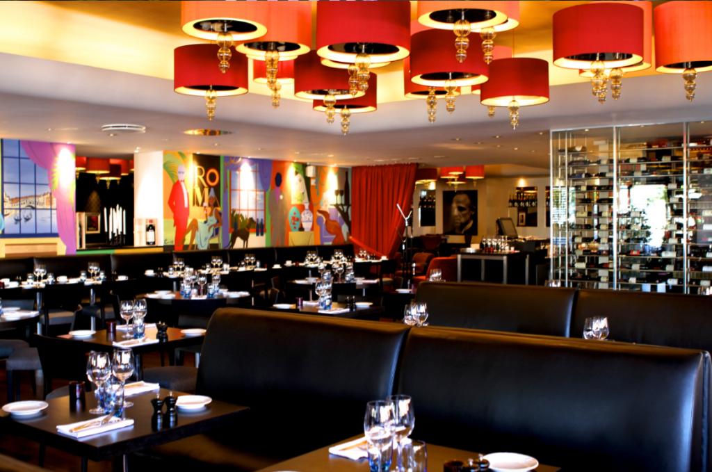 Den italienske restauranten LÁppetito byr på deilig, autentisk italiensk mat. Det liker jo både store og små :)