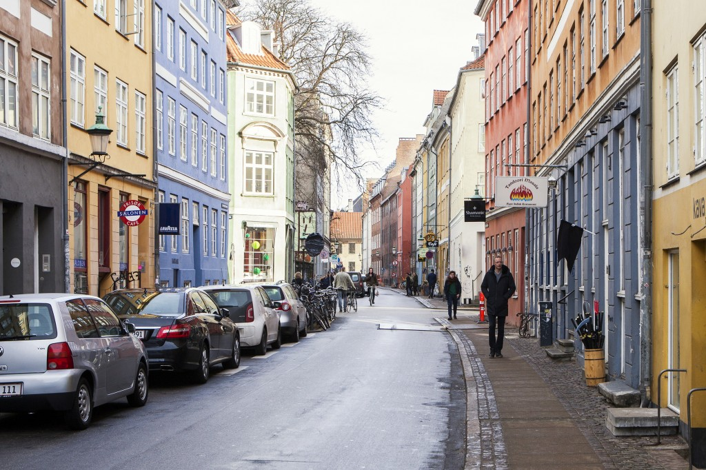 Latinerkvartalet byr på så mangt, og gatene er skikkelig hyggelige å rusle rundt i. :)
