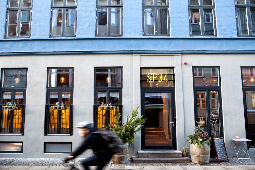 Hotellet ligger i Latinerkvarteret og gir et perfekt innblikk i livet til de urbane Københavnborgerne.