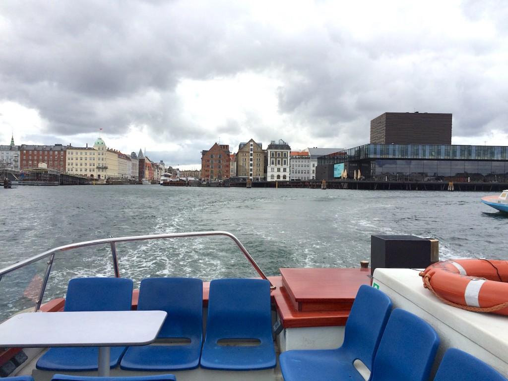 København fra sjøsiden