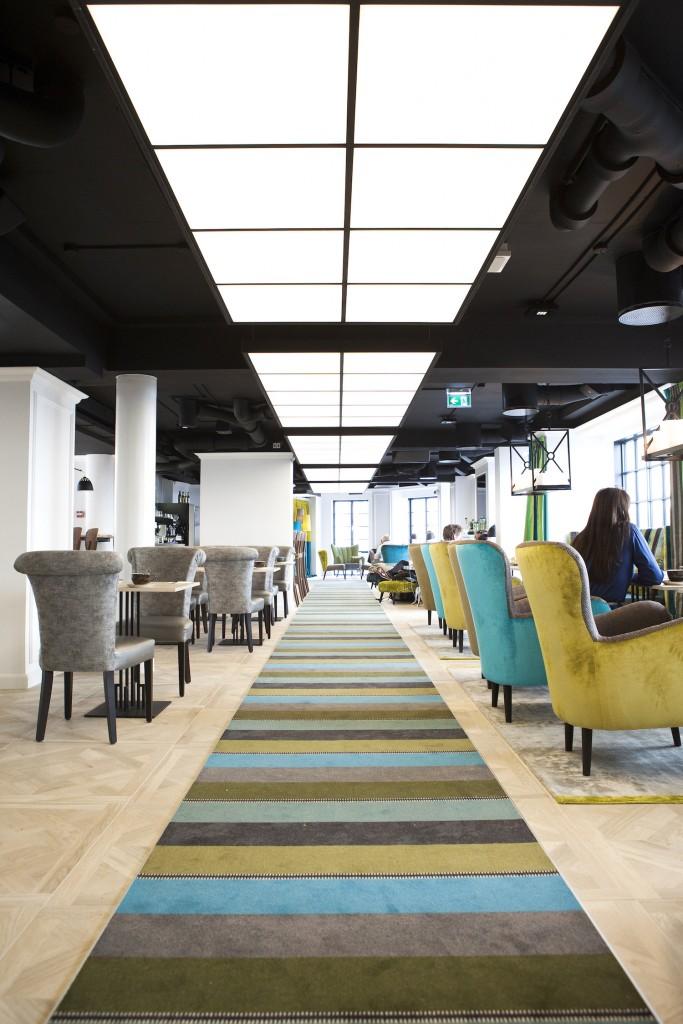 Absalon Hotel Frokostsal