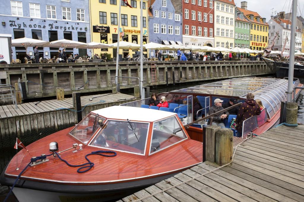 Kanalbåttur Havnen 3