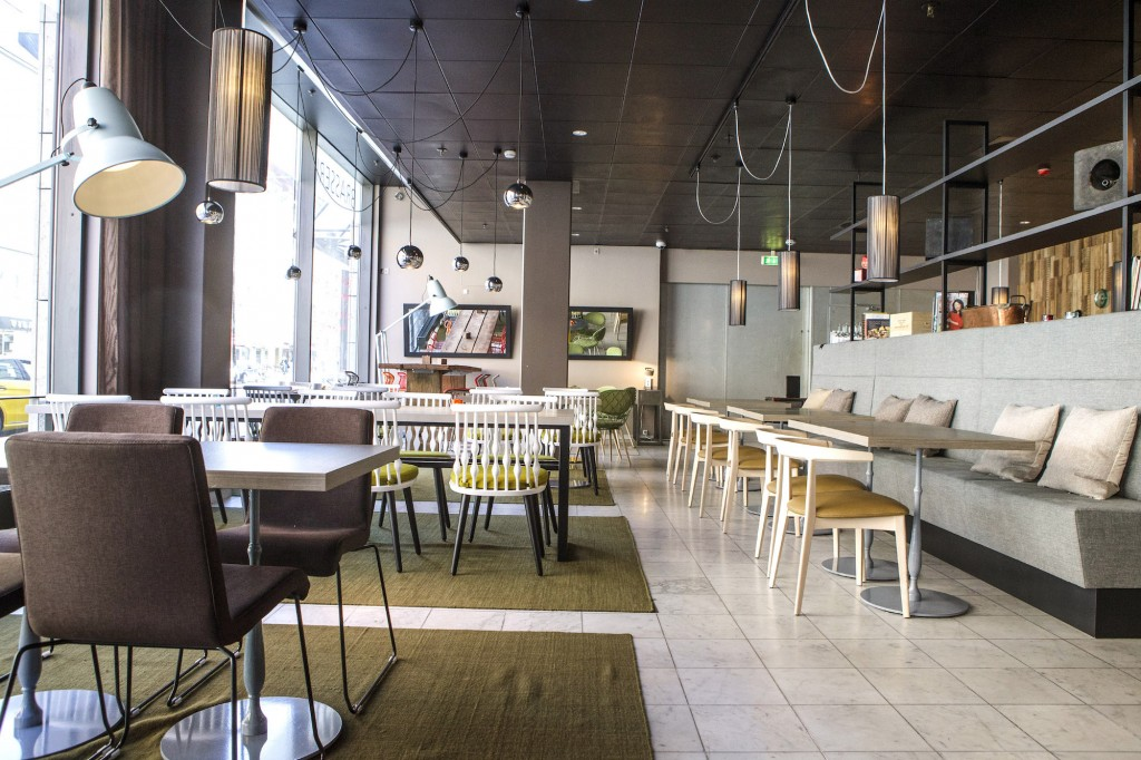 ComfortHotell restauranten