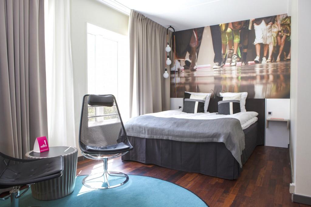 Comfort Hotell dobbeltrom