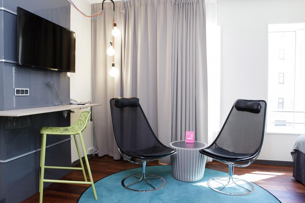 Comfort Hotell stoler