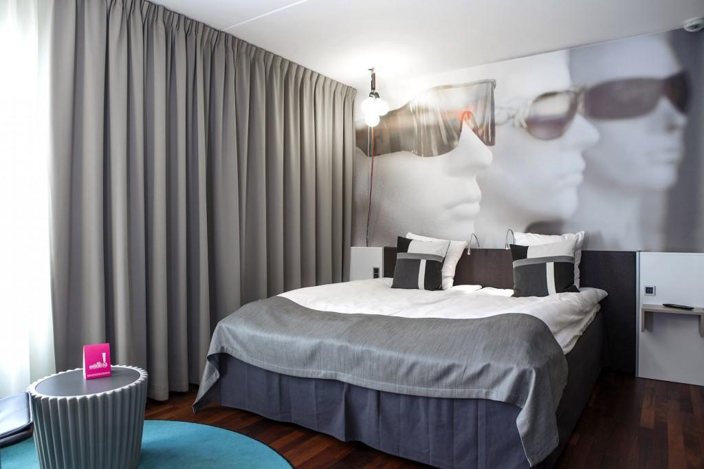 Comfort Hotell Hotellrom