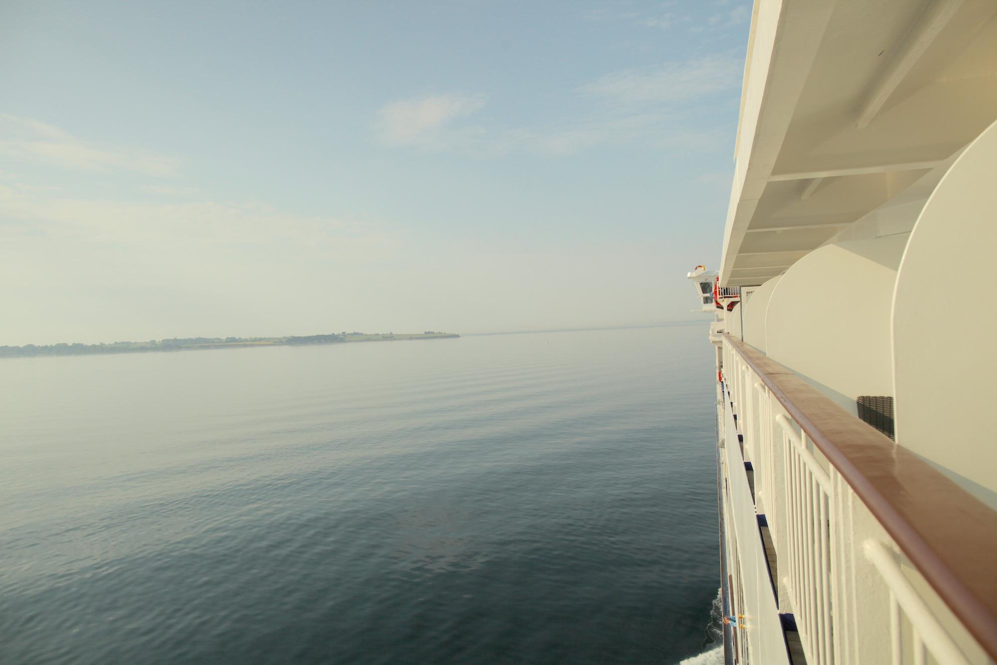 Sjøutsikt DFDS