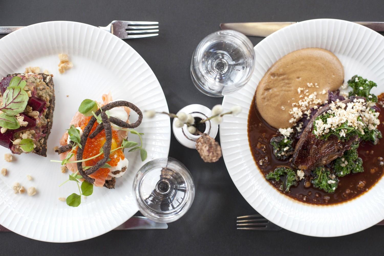 Maten holder veldig høy standard, uten at prislappen er for avskrekkende.