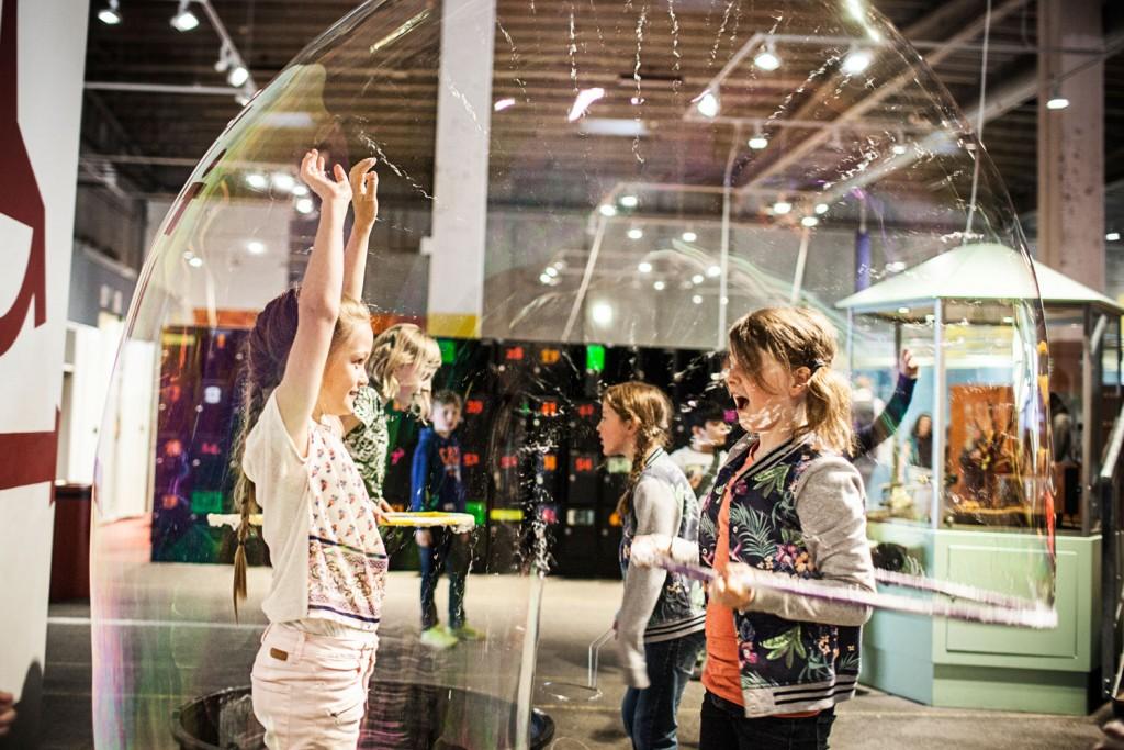 gratis museer i København experimentarium Copenhagen