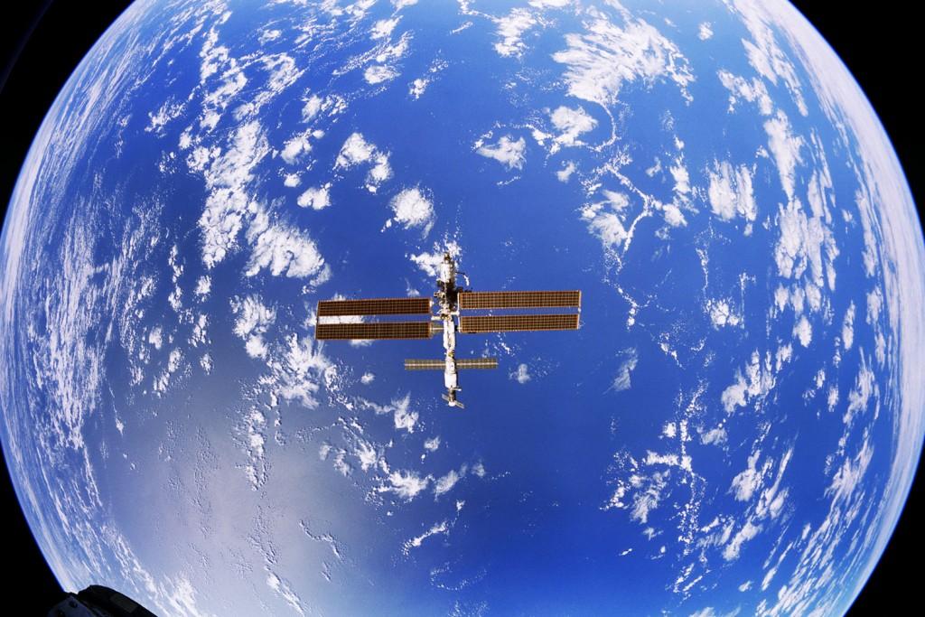 Opp i det blå - på Planetariet