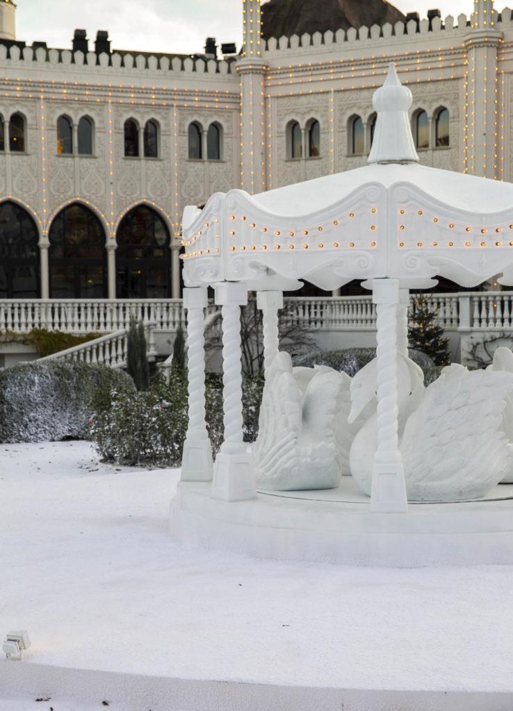 Isslott i Tivoli